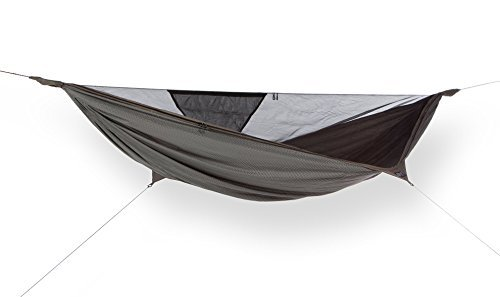 Hennessy Hammock Hyperlight Zip - Lightweight Camping and Survival Shelter for Hikers, Boy Scouts, Preppers, Soldiers, Military Units, Explorers, and Scientific Expeditions