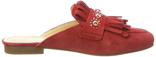Gabor Basic, Ciabatte Donna Rosso
