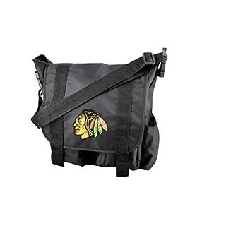 NBA Chicago Blackhawks Team Logo Diaper Bag with Changing Pad