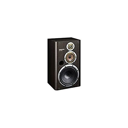 Onkyo 3 Way Bass Reflex Bookshelf Speaker QuotLeftquot D 77NE