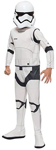 Rubie's Star Wars: The Force Awakens Child's Stormtrooper Costume, Small