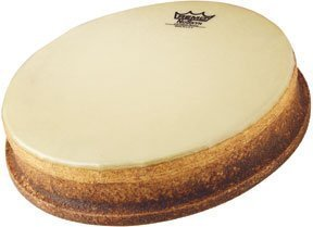 REMO Drumhead, NUSKYN, M2 Type, 14'' Diameter, 2.5'' Collar (Djembe) by Remo
