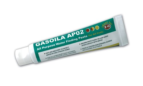 Detects Water - Gasoila AP02 All Purpose Water Finding Paste, 2 oz Tube