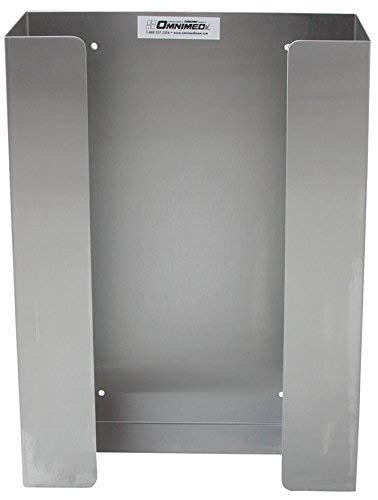 - Omnimed American Made Triple Stainless Steel Glove Box Holder/Dispenser