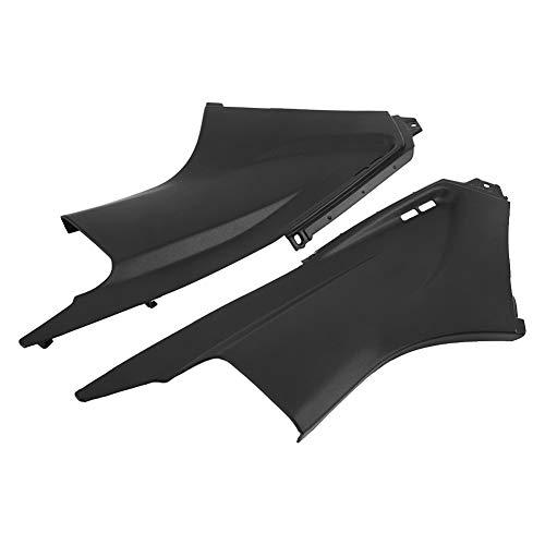 BiuZi Cover Fairing 1 Pair Black Motorbike Air Dust Cover Fairing Insert Part for YZFR6 YZF-R6 2003-2005