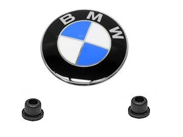 Buy bmw hood emblem clips
