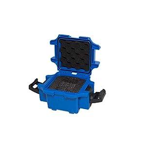 Collectors Box 1 Slot- Blue/Black