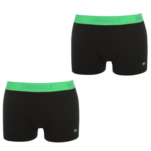 Lonsdale Pack 2 Briefs for Man