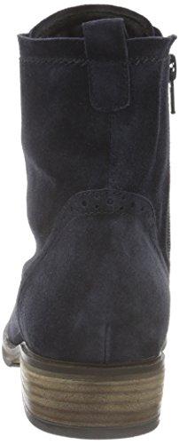 Gabor Shoes Comfort Sport, Botines para Mujer Azul (Ocean micro)