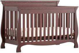 Storkcraft Venetian Fixed Side Convertible Crib - Finish: Cherry