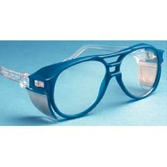 Eurolite w/Side Shields Protective Eyewear, Single Vision Rx, (Eurolite Single)