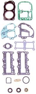 OMC / JOHNSON / EVINRUDE 9.9-15 HP 1993 & Up Complete Power Head Gasket Kit WSM 500-119 OEM# 436358 ()