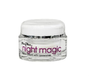 Night Magic Rejuvenating Mink Oil Face Cream - 1 OZ - Touch of Mink