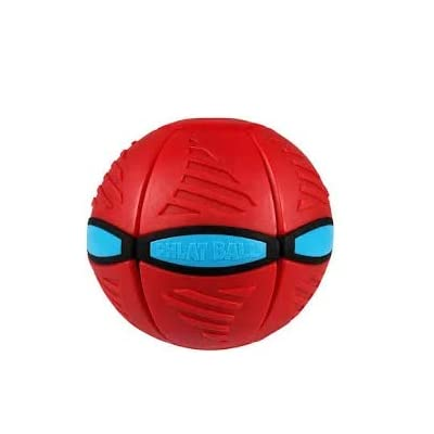 Goliath Games Phlat Ball V3 (Red and Blue): Toys & Games