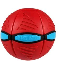 Phlat Ball Goliath Games V3 (Red and Blue)