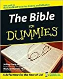 img - for The Bible for Dummies 1st (first) edition Text Only book / textbook / text book