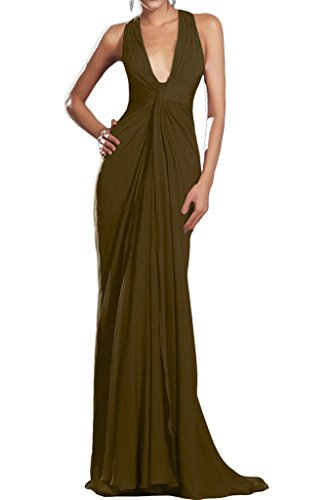 Ivydressing Sexy Halter A-line Party Club Gowns Crossed S...