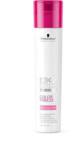 Schwarzkopf Professional Bc Bonacure Color Freeze Rich Shampoo (250 ml)
