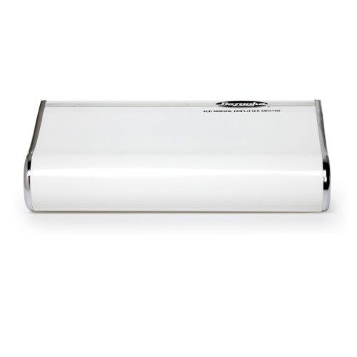 (Bazooka MA475D Digital Marine Amplifier (White))