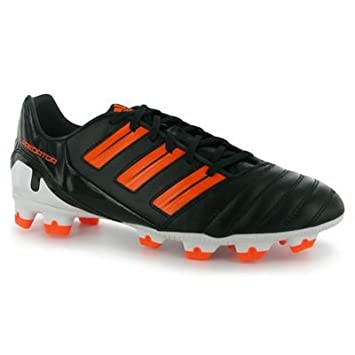 f687e1540 adidas Predator Absolion TRX FG Football Boots 6 Black  Amazon.co.uk ...
