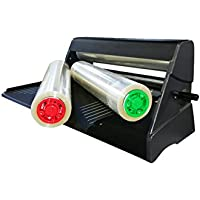 "CoolLam Cold Laminate Refill roll set, 25 CL-25300 Dual Sided Lamination (25"" x 300')"