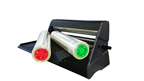 "CoolLam Cold Laminate Refill roll set, 25 CL-25300 Dual Sided Lamination (25"" x 300') by CoolLam"