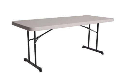 Lifetime 80126 Professional Grade Folding Table, 6 Feet by Lifetime
