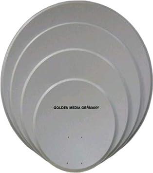 Gran Oferta Antena Parabolica 60cm Golden Media Marca Alemana ...