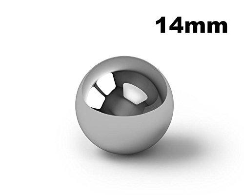 14mm Chrome Steel Ball Bearings G25-2 Bearings ()