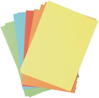 50 Blatt farbiges Druckerpapier Papier Kopierpapier