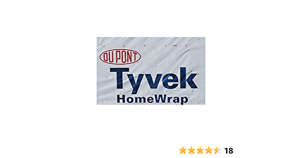 9 X 12 Foot Tyvek Ground Sheet or Tarp with 8 Adhesive Grommet Tabs from Campcovers
