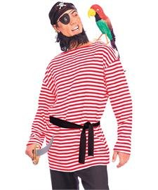Unise (Red Striped Shirt Costume)