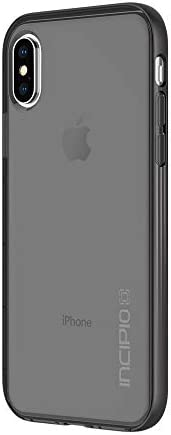 Incipio Funda Octane Lux para iPhone X - Gunmetal