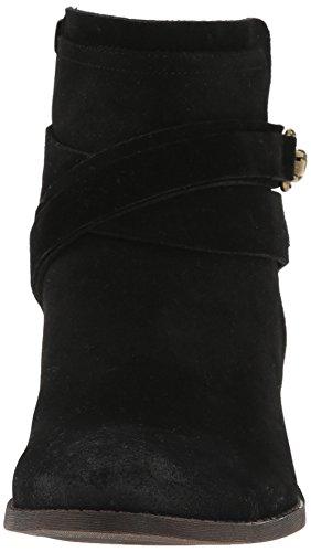 Fergalicious Midas Damen US 7 Schwarz Mode-Stiefeletten