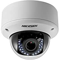 Hikvision DS-2CE56D1T-AVPIR3 OUTDOOR IR DOME, HD1080P, 2.8-12MM, 40M IR, DAY/NIGHT, DWDR, SMART IR, UTC MENU,