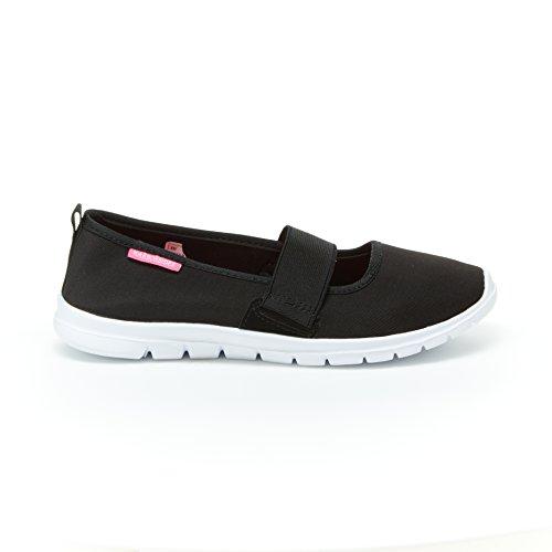 Sneakers numero 31 rosse con allacciatura elasticizzata per bambini Toms AyD2FILfc