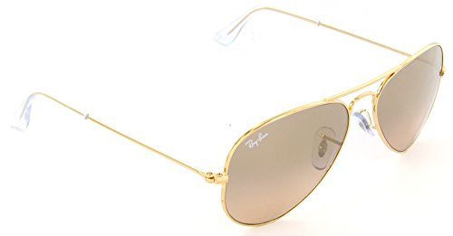 RAY-BAN PINK SILVER AVIATOR SUNGLASSES RB 3025 001/3e 55mm +SD Glasses & - 3025 Pink Ban Ray