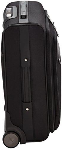 Calvin Klein  Laptop Rollkoffer, 55 cm, 44 L, Schwarz