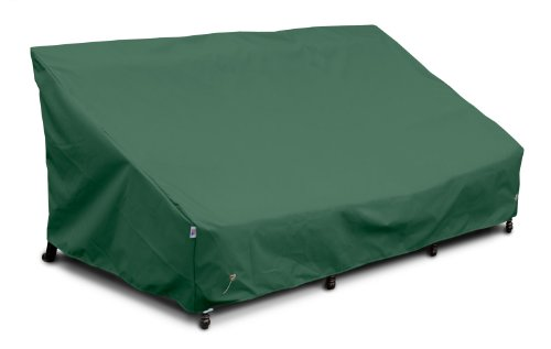 KoverRoos Weathermax 67450 Sofa Cover, 65-Inch Width by 35-Inch Diameter by 35-Inch Height, Forest Green by KOVERROOS