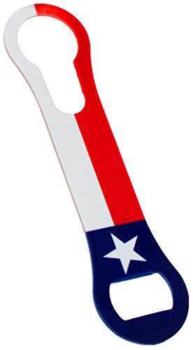 Mr. Tonic - Texas Flag Speed Opener (Bar Blade Bottle Opener)