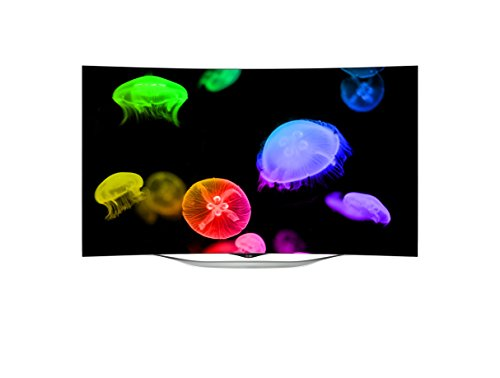 LG Electronics 55EC9300 55-Inch 1080p Curved Smart OLED TV (2015 Model) (Televisor Led Smart Tv)