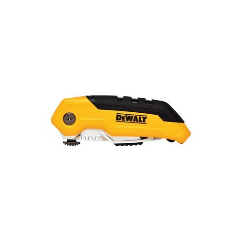 076174100358 - DEWALT DWHT10035L Folding Retractable Utility Knife carousel main 1