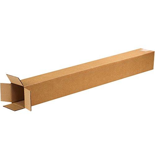 BOX USA B4436 Tall Corrugated Boxes, 4