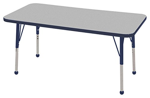 Adjustable Height Table For Kids - 8