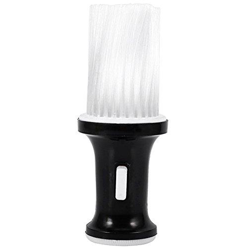 Powder Dispensing Brush (DU-ND-7 SCALPMASTER BARBER NECK DUSTER WITH POWDER DISPENSER)