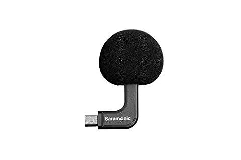 Saramonic G-Mic Microphone for GoPro Cameras Hero4, Hero3+, Hero3 (Doppia Frequenza Trasduttore)