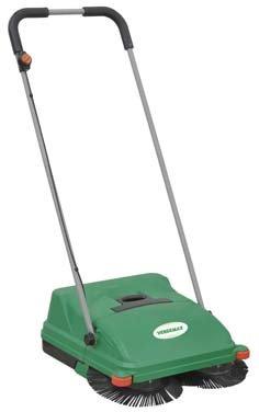 Verdemax 2931Sweeper mit 2Rotierende Bürsten
