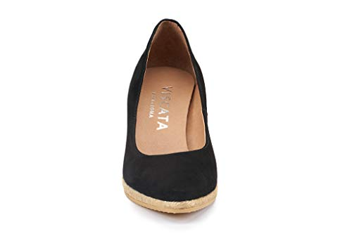 Viscata Espadrillas Espadrillas Barcelona Black Viscata Woman Barcelona Barcelona Woman Black Viscata Woman Black Viscata Espadrillas gwpAq7TX