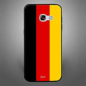 Samsung Galaxy A3 2017 Germany Flag