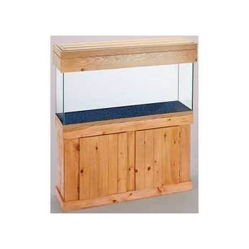 Perfect All Glass Aquarium AAG53030 Pine Cabinet, 30 Inch